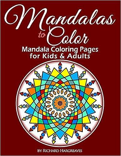 Amazon Mandalas To Color