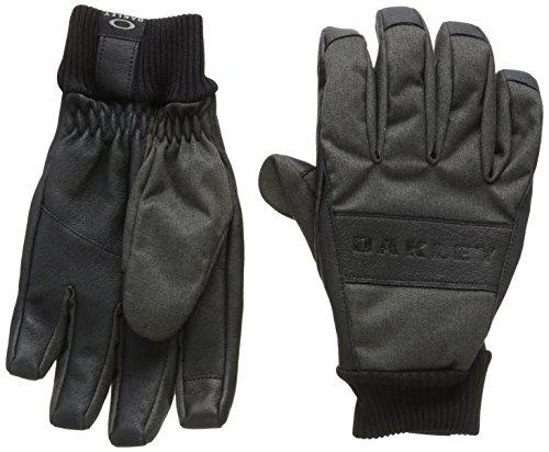 - Oakley Men's Ricochet Gloves, Large, Jet Black