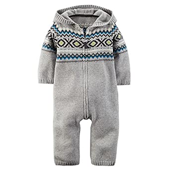 Amazon.com: Carters Baby Boys' Fair Isle Sweater Jumper: Clothing