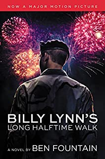 Billy Lynns Long Halftime Walk Ben Fountain Paperback 24900 Prime The Best American Short Stories 2009