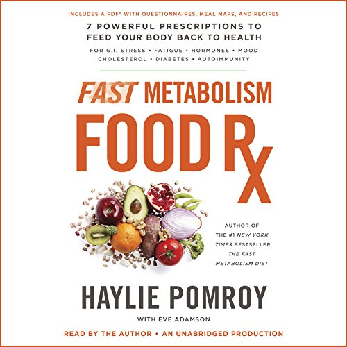 Fast Metabolism Food Rx: 7 Powerful Prescriptions to Feed Your Body Back to Health Audiobook [Free Download by Trial] thumbnail