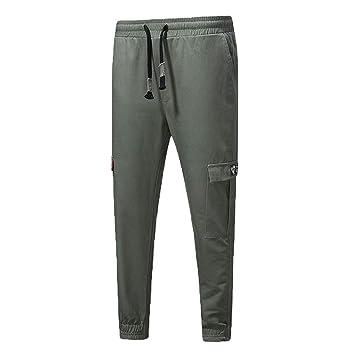 Marvvola - Pantalones cortos para hombre, modernos, para el ...
