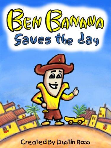 Ben Banana Saves The Day
