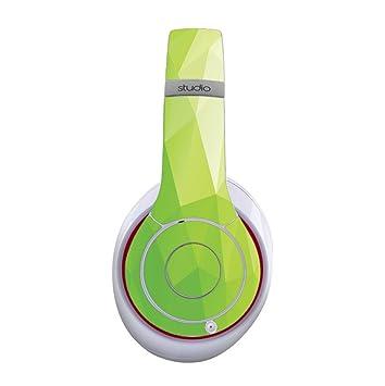 Amazoncom Egeek Amz Lime Green Polygon Design Studio Beats By Dre