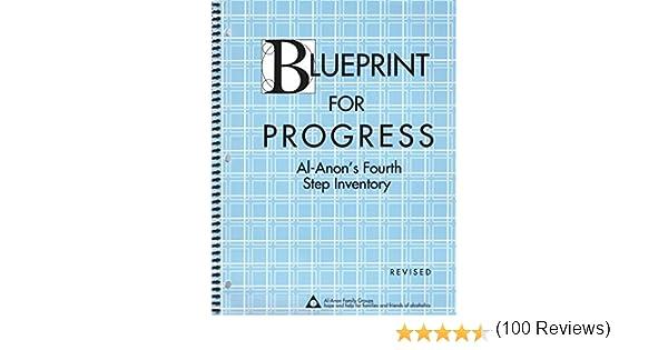 Blueprint for Progress: Al-Anon\'s Fourth Step Inventory: Al-Anon ...
