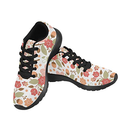 Athletic Casual Trainer Womens InterestPrint InterestPrint Shoes Sneakers Lightweight Womens Running qqP8Y