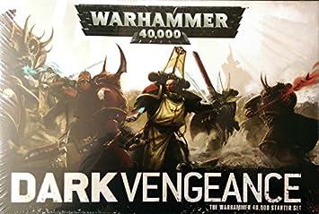 DARK VENGEANCE - WARHAMMER 40,000 - CAJA DE INICIO: Amazon.es: Juguetes y juegos