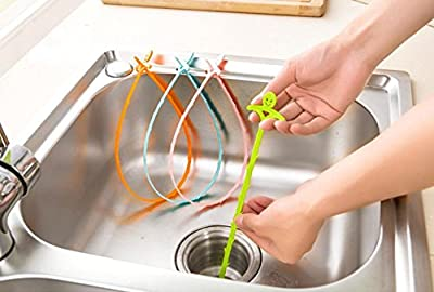 EDG-MALL Zip-It Drain Cleaning Tool
