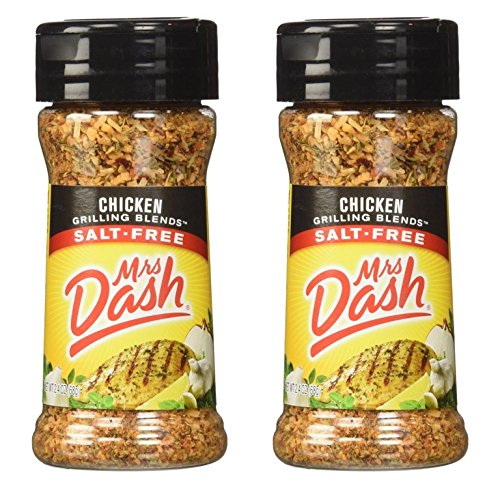 Price comparison product image Mrs. Dash Chicken Grilling Blends - 2.4 oz - Pack of 2