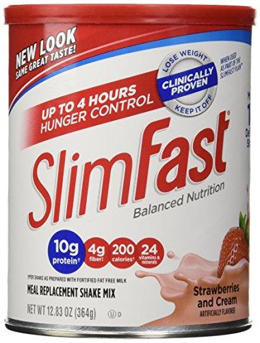 Slimfast Original Meal Replacement Shake Mix Powder