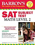 img - for Barron's SAT Subject Test: Math Level 2, 12th Edition book / textbook / text book