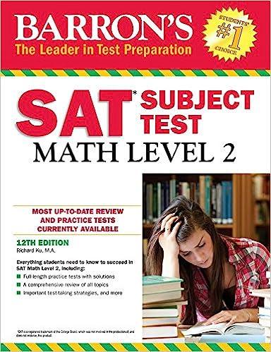 Barrons sat subject test math level 2 12th edition livros na barrons sat subject test math level 2 12th edition livros na amazon brasil 9781438007915 fandeluxe Images