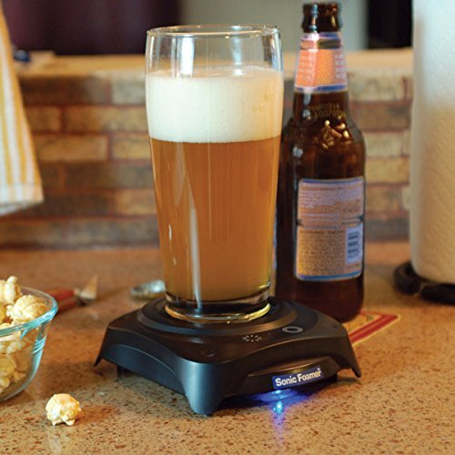 Beer Aerator - Sonic Foamer Uses Sound Waves To Release The Ultimate Aromatic Experience While Creating The Perfect Beer Head by Sonic Foamer (Image #4)