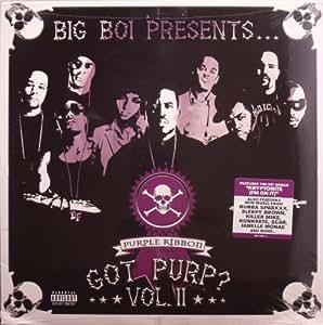 Big Boi - Got Purp? Vol. 2