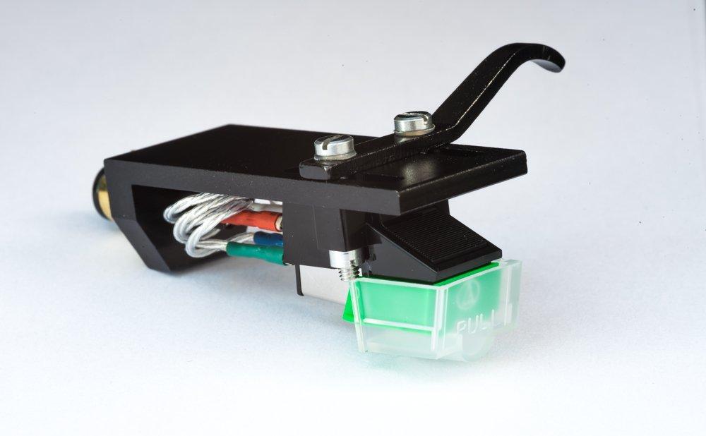 Headshell Cartridge Mount, Eliptical Stylus, Needle for Kenwood, Trio, KP2021, KD650, KD750, KD850, KD990, KP8080, KD1033, KD2000, KD2033, KD2044, MADE IN ENGLAND AudioOrigin