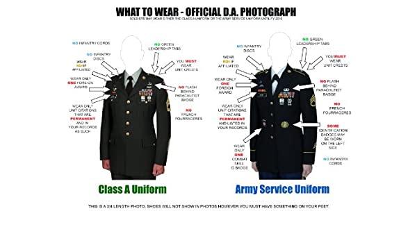 Amazon com: Army Regulation 670–1 - Wear and Appearance of