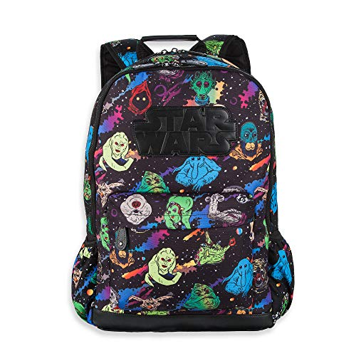 Star Wars Character Print Backpack Multi -