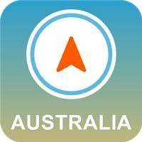 Australia Offline GPS