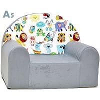 A5–Sillón infantil Sillón kinderstuhl kindersofa relaxsessel