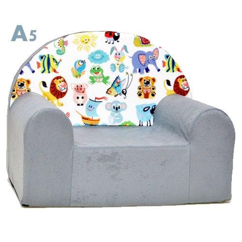 A5Fauteuil enfant Fauteuil kinderstuhl kindersofa Relaxsessel barabike FOT08