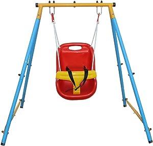KL KLB Sport Baby Toddler Indoor Outdoor Swing Set