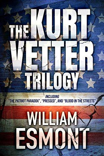 The Kurt Vetter Trilogy (The Reluctant Hero) cover