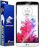 ArmorSuit LG G4 Screen Protector Case Friendly MilitaryShield Screen Protector for LG G4 - HD Clear Anti-Bubble Film