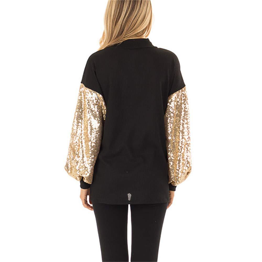 2019 Womens Long Sleeve Blouse V-Neck Shirt Blouses Female Tops Women Tunic Plus Size Fashions