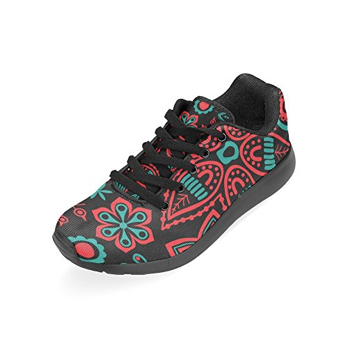 Sneakers Walking Shoes Road Butterfly Womens Sports Lightweight Flowers Jogging InterestPrint Athletic Running qzO00w