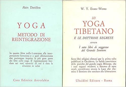 Lo Yoga tibetano e le dottrine segrete: Amazon.es: Walter Y ...