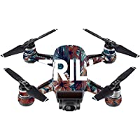 Skin For DJI Spark Mini – Trill | MightySkins Protective, Durable, and Unique Vinyl Decal wrap cover | Easy To Apply, Remove, and Change Styles | Made in the USA