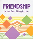 Blue Mountain Arts Friendship is the Best Thing in Life Little Keepsake Book (KB208) by Blue Mountain Arts