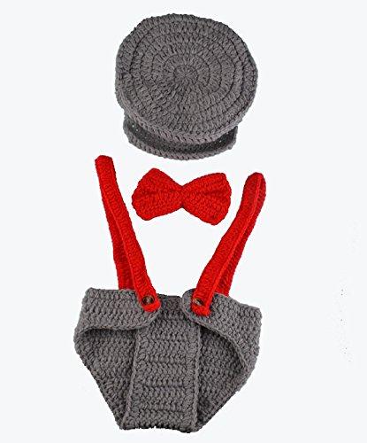 Newborn Handmade Crochet Knitted Photography
