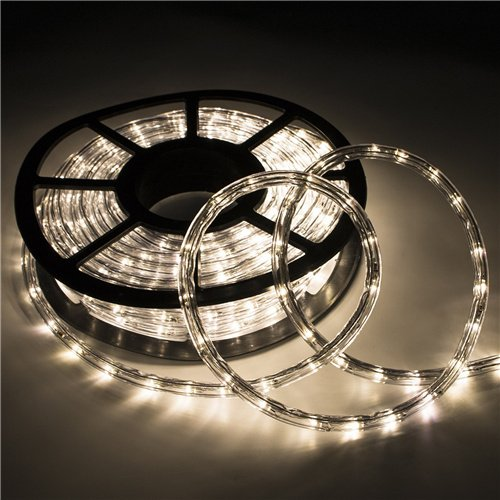 100 Foot Led Rope Light - 8