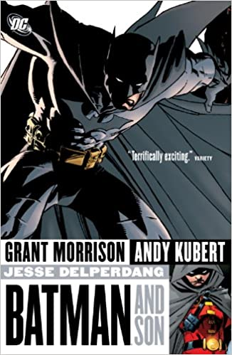 Amazon.com: Batman and Son (9781401212414): Grant Morrison ...