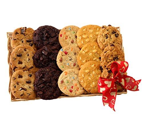 Broadway Basketeers Gourmet Mothers Day Cookies Gift (Cookie Gift Basket)