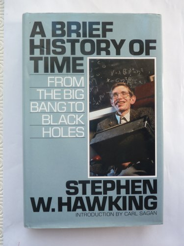 Book cover for A Brief History of Time