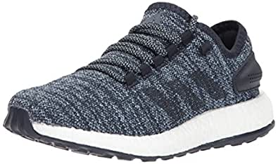 adidas Men's Pureboost ATR Running Shoe, Legend Ink/Trace Blue, 4 Medium US