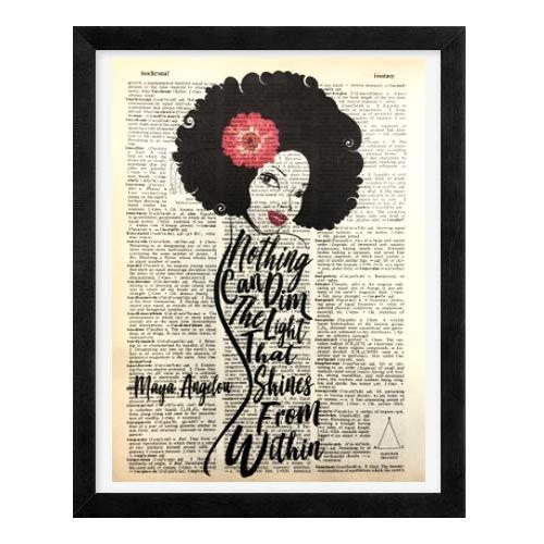 Maya Angelou Wall Quotes