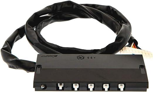 Recamania Botonera Campana extractora Teka 5 Teclas DM60 VR02 DM70 VR02 81476099: Amazon.es
