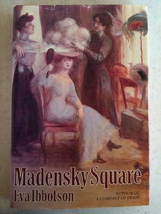 book cover of Madensky Square