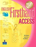 English Firsthand Access Workbook Gold Edition, Rost, Michael, 9620058151