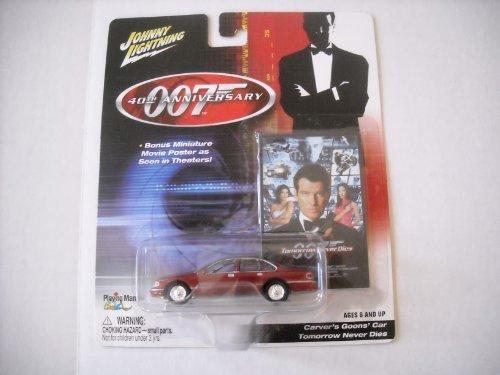 (Johnny Lightning James Bond 007 40th Anniversary Tomorrow Never Dies Carver's Goons' Car)