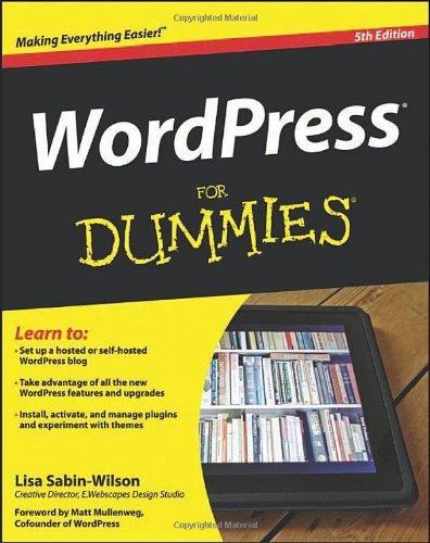 Pdf] download wordpress for beginners 2017: a visual step-by-step gu….