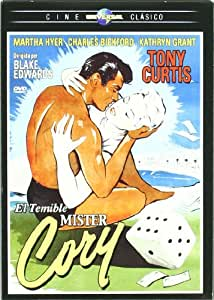 El Temible Mister Cory [DVD]