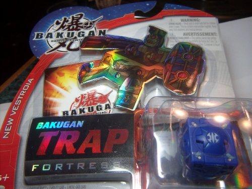Bakugan Trap - Fortress Marble Color Varies