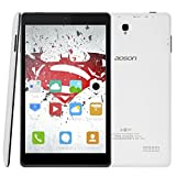 AOSON 8 Inch Tablet Android 5.1 Lollipop A33 Quad-core CPU,IPS HD 800*1280 Touchscreen,1GB RAM 16GB ROM,3000mAh,Dual Camera, Bluetooth,Wi-Fi Tablet PC M812 White