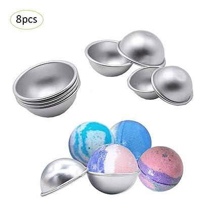 Kit de moldes para bombas de baño, moldes para jabón y bombas de baño para