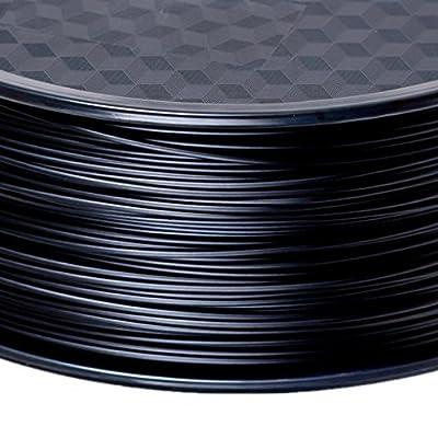 Paramount 3D ABS (PANTONE Black 6C) 1.75mm 1kg Filament