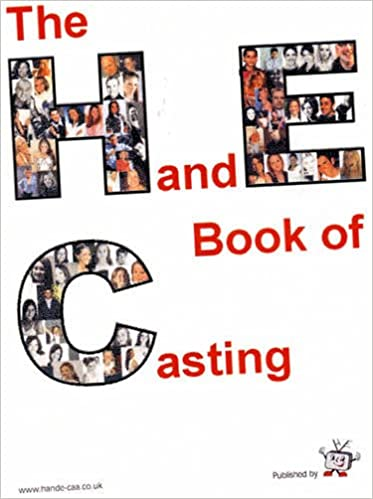Read The HandE Book of Casting: Vol. 1: Simply a Big Book of Faces PDF